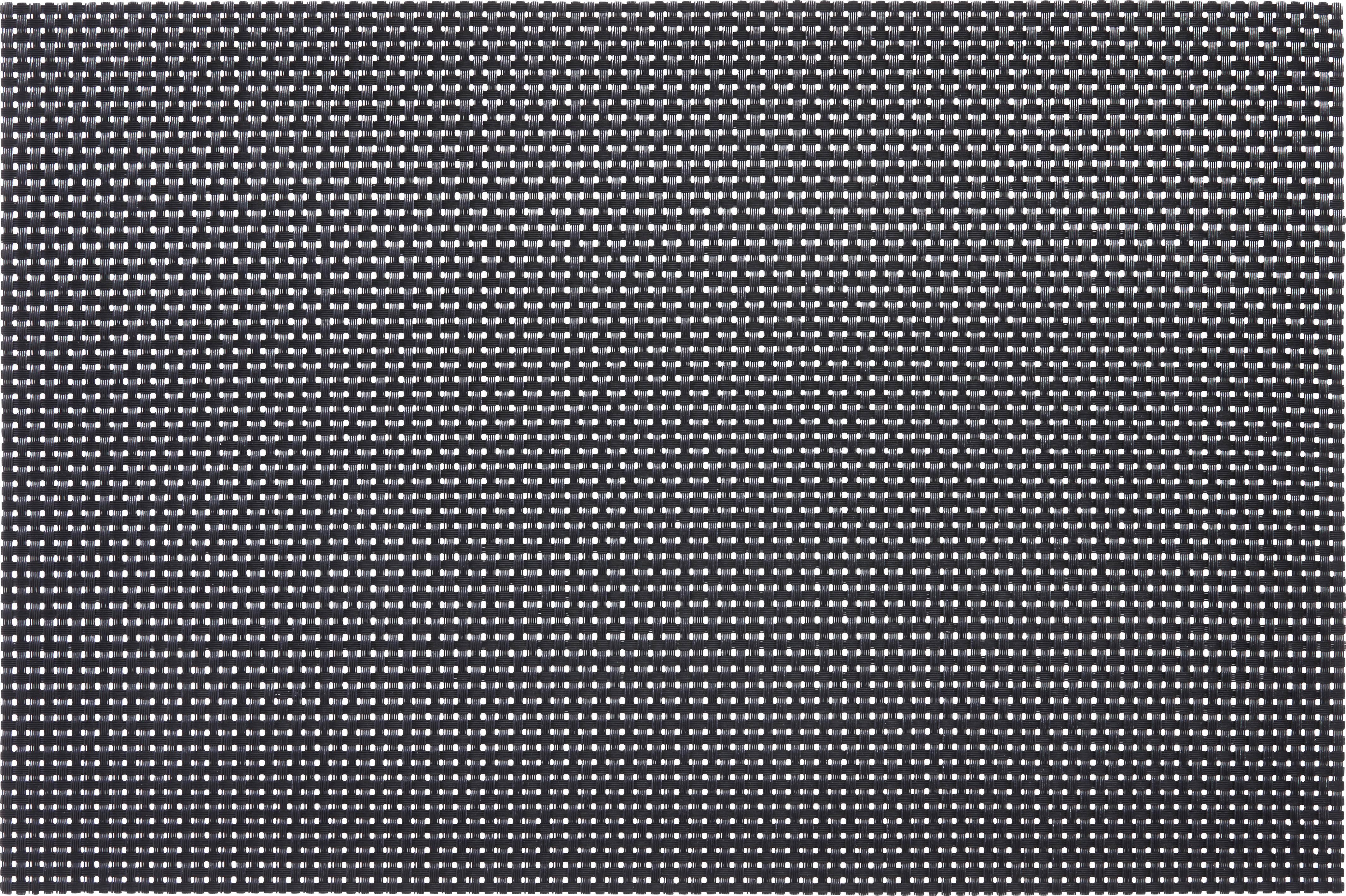 Asztali Szett Stefan - fekete, műanyag (45/30cm) - MÖMAX modern living