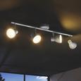 Deckenleuchte Spotty mit Led 4-flammig - Weiß, Kunststoff/Metall (60/8/15cm) - Mömax modern living