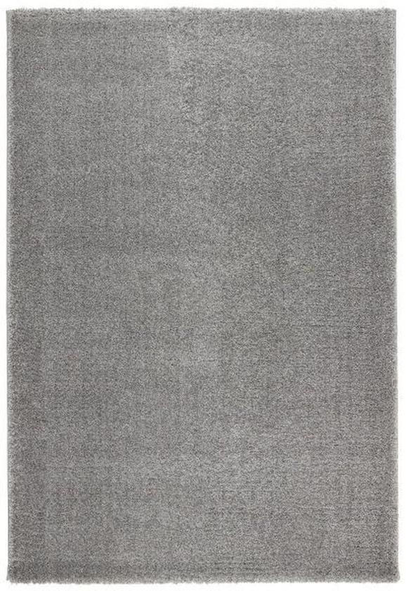 Tkana Preproga Rubin 1 - svetlo siva, Romantika, umetna masa (80/150cm) - Mömax modern living