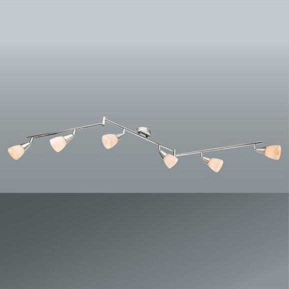 Strahler Tadeus, max. 40 Watt - KONVENTIONELL, Glas/Metall (19,5/145cm)