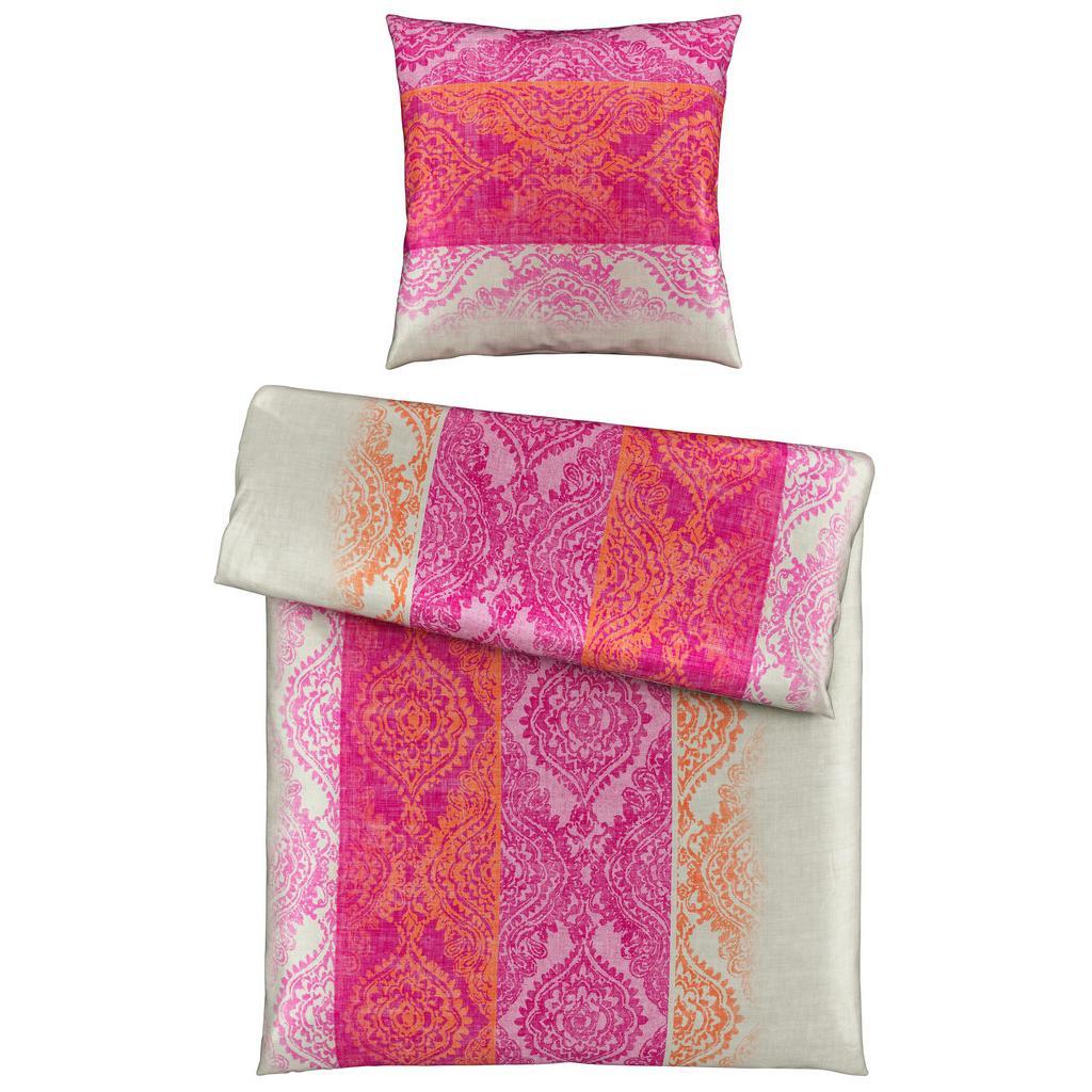 Bettwäsche Lakeisha Pink 135x200cm