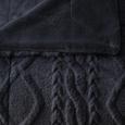 Decke Anna in Grau ca. 130x170cm - Grau, Textil (130/170cm) - Mömax modern living