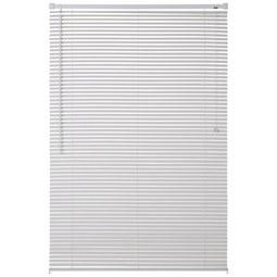 Jalousie Peter in Weiß ca. 100x150cm - Weiß, Kunststoff (100/150/3cm) - Mömax modern living