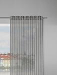 Fertigvorhang Elena Anthrazit 140x255cm - Anthrazit, Textil (140/255cm) - Mömax modern living