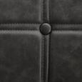 Stuhl Ares - Dunkelgrau/Schwarz, MODERN, Holz/Textil (58/81/65,5cm) - Modern Living