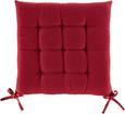 Sedežna Blazina Anita -ext- - rdeča, tekstil (40/40/4cm) - Mömax modern living