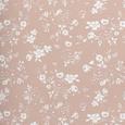 Bettwäsche Jessy ca. 135x200cm - Sandfarben/Rosa, MODERN, Textil (135/200cm) - Mömax modern living