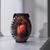 Windlicht Elea Ø/h ca. 18,8/23,8 cm - Dunkelgrau, MODERN, Glas (18,8/23,8cm) - Mömax modern living