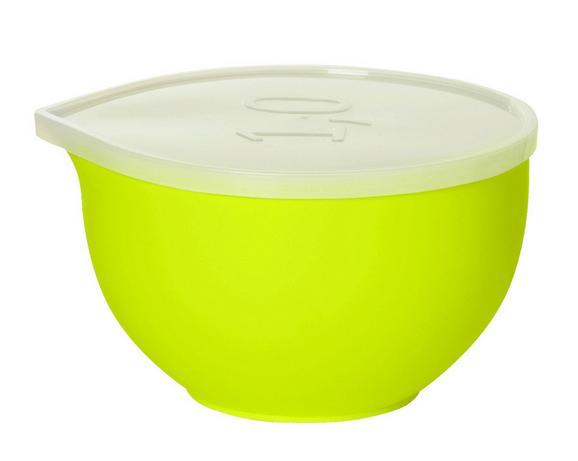 Posoda Za Mešanje Kaija - prosojna/svetlo zelena, umetna masa (1,0l) - Mömax modern living