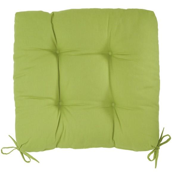sitzkissen elli in gr n ca 40x7x40cm online kaufen m max. Black Bedroom Furniture Sets. Home Design Ideas