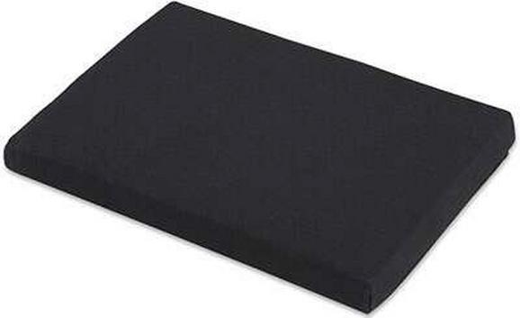 Spannleintuch Basic Schwarz ca.150x200cm - Schwarz, Textil (150/200cm) - Mömax modern living
