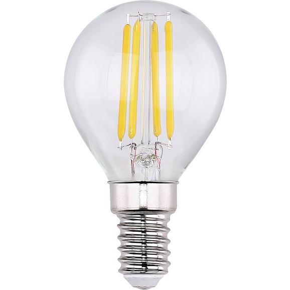 LEd-Leuchtmittel 10589-3 max. 4 Watt - Klar, Glas (4,5/7,8cm) - Modern Living