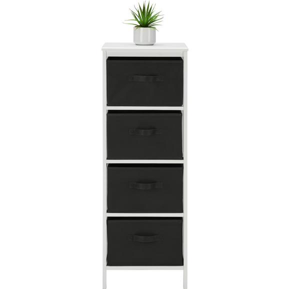 kommode wei anthrazit online kaufen m max. Black Bedroom Furniture Sets. Home Design Ideas