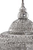 Pendelleuchte Ali - Silberfarben, MODERN, Metall (45/30/30cm) - Mömax modern living