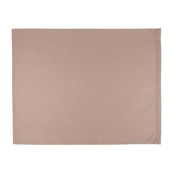 Kissenhülle Belinda ca. 65x65cm - Creme/Grau, Textil (65/65cm) - Premium Living