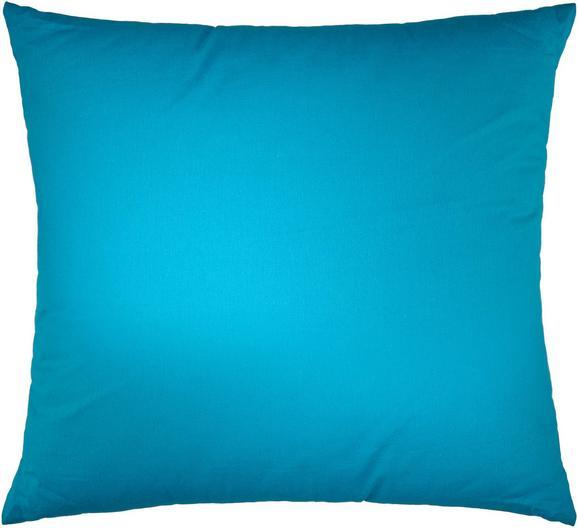 Pernă Decorativă Zippmex - Petrol, Material textil (50/50cm) - BASED