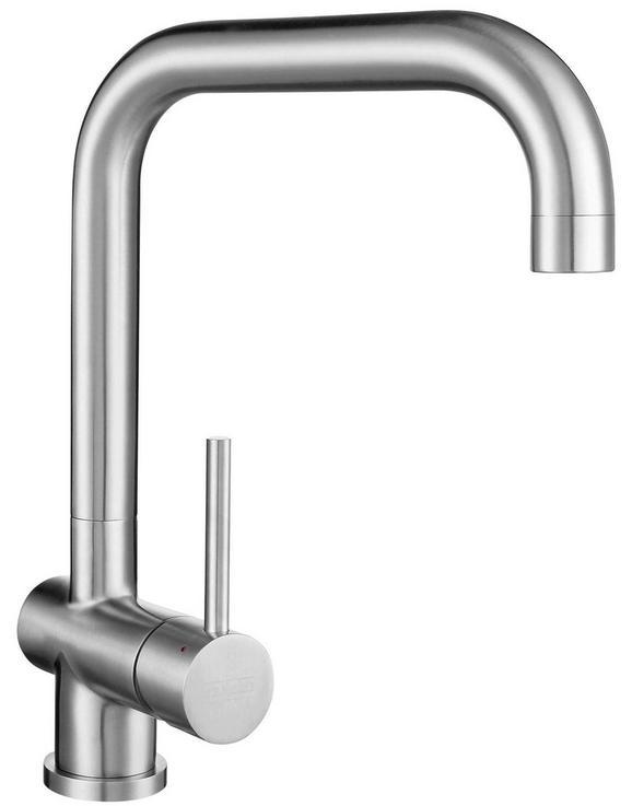 Spültischarmatur 11503828007 / Edelstahl - Edelstahlfarben, Metall (32,8cm) - Franke