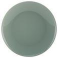 Farfurie Întinsă Sandy - verde mentă, Konventionell, ceramică (26,8/2,42cm) - Modern Living