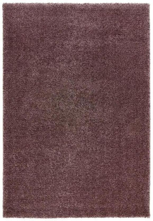 Webteppich Rubin ca. 160x230cm - Aubergine, ROMANTIK / LANDHAUS, Kunststoff (160/230cm) - Mömax modern living