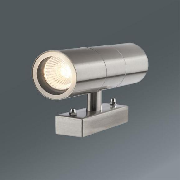 Led-außenleuchte Style max. 5 Watt - Glas/Metall (6/16,5cm)
