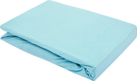 Napenjalna Rjuha Basic - meta zelena, tekstil (180/200cm) - Mömax modern living