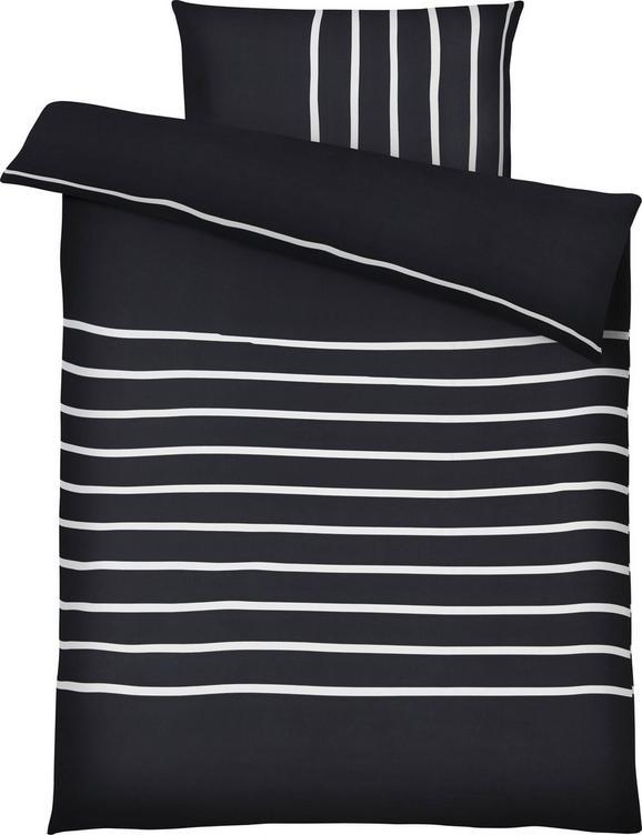 Posteljina Tamara -ext- - crna, Modern, tekstil (140/200cm) - Mömax modern living