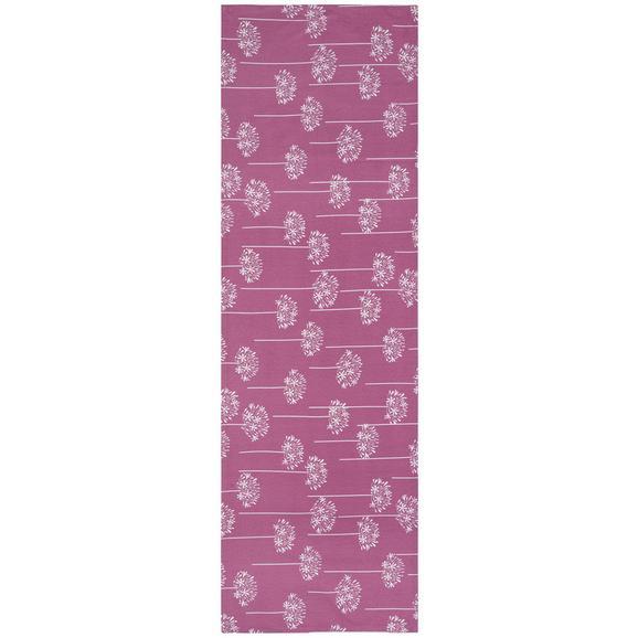 Asztali Futó Leah - Orgona, konvencionális, Textil (45/150cm) - Modern Living