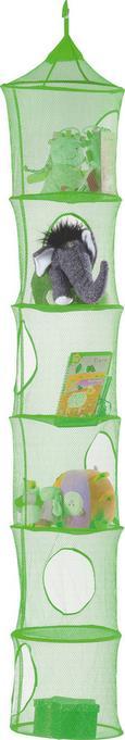 Felakasztható Tároló Kampy -sb- - Zöld, modern, Műanyag (30/180cm) - Mömax modern living