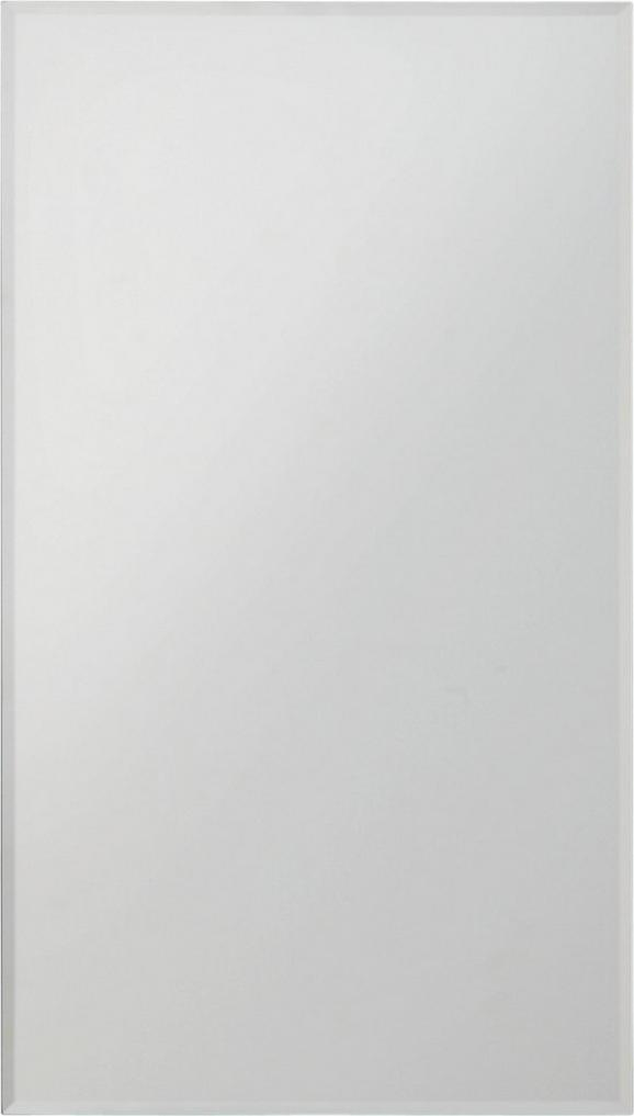 Ogledalo Messina - srebrna, Konvencionalno (25/45cm)