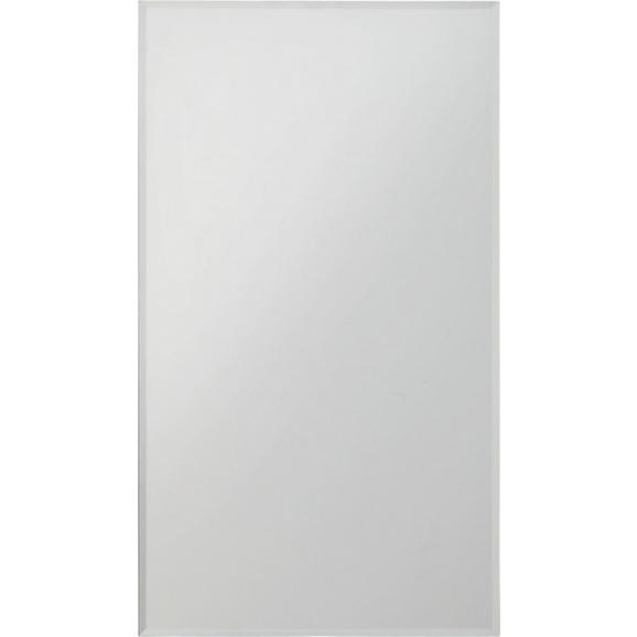 Wandspiegel ca. 25x45cm - Silberfarben (25/45cm) - Mömax modern living
