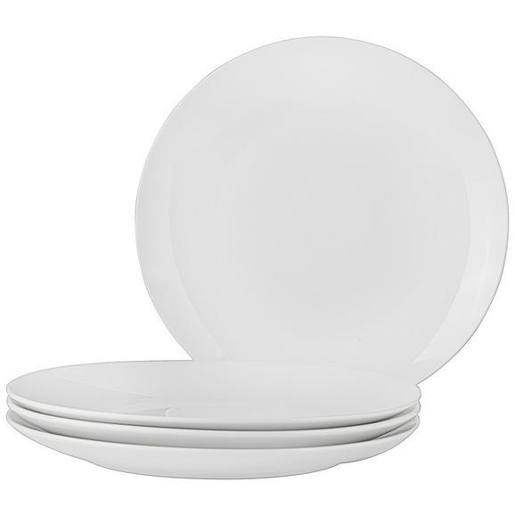"Farfurie Întinsă ""billy"" - alb, Modern, ceramică (27cm) - Modern Living"