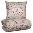 Bettwäsche Violette in Bunt ca. 135x200cm - Multicolor, KONVENTIONELL, Textil (135/200cm) - Mömax modern living