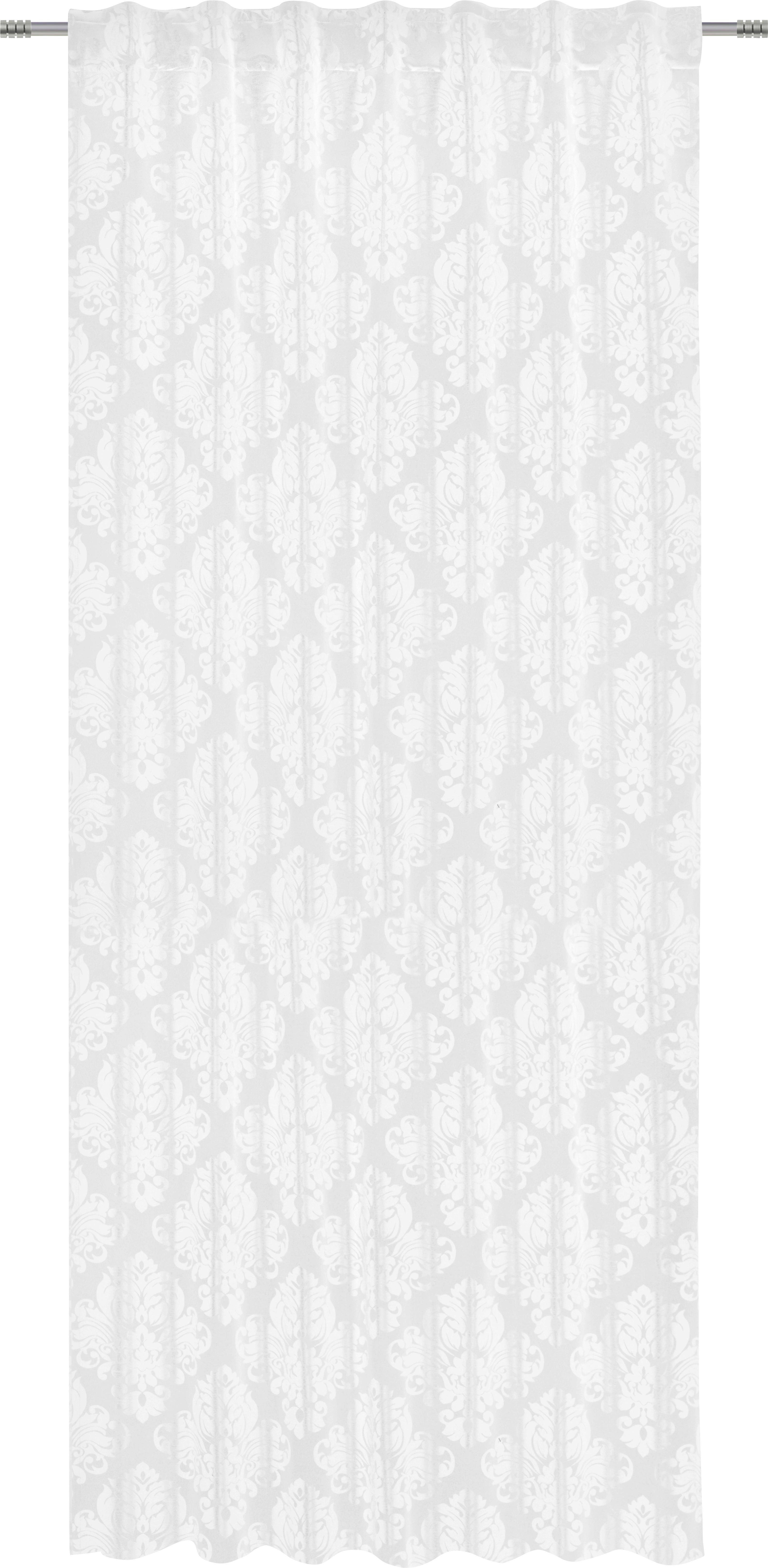 Fertigstore Charles, ca. 140x245cm - Schwarz/Weiß, LIFESTYLE, Textil (140/245cm) - MÖMAX modern living