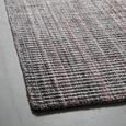 Webteppich Norwegen ca. 120x170cm - Rot, Basics, Textil (120/170cm) - Mömax modern living
