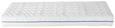 Wendematratze Kaltschaum ca.120x200 cm - Weiß, Textil (120/200cm) - Nadana