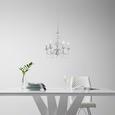 Viseča Svetilka Crisi - Romantika, kovina/umetna masa (44/150cm) - Mömax modern living