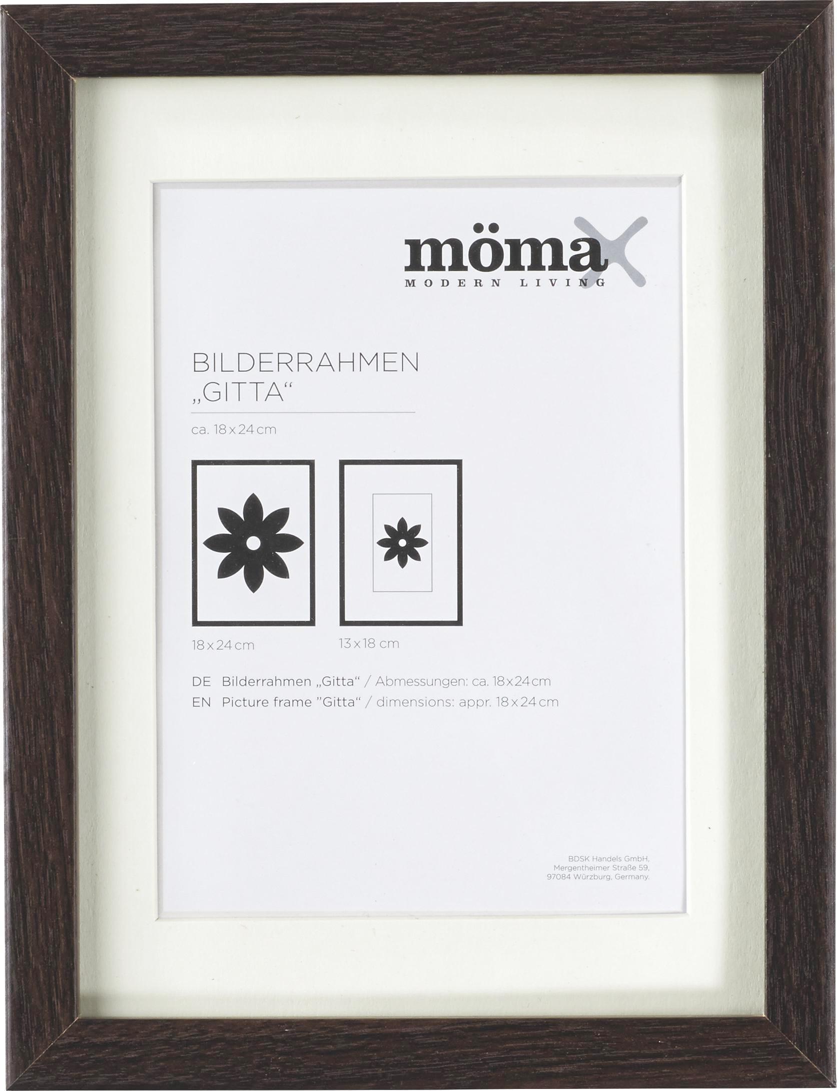 Bilderrahmen Gitta, ca. 18x24cm aus Holz online kaufen ➤ mömax