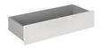 Schubladenset in Weiß Hochglanz - Weiß, MODERN, Holzwerkstoff (74/103/2cm) - Mömax modern living
