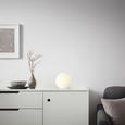 Tischleuchte Balla, max. 40 Watt - Weiß, Glas (20cm) - Mömax modern living