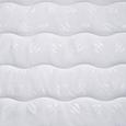 Irisette Bettdecke ca.155x220 cm - Weiß, MODERN, Textil (155/220cm) - Irisette