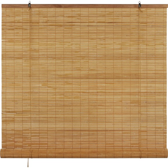rollo woody in braun ca 100x180cm online kaufen m max. Black Bedroom Furniture Sets. Home Design Ideas