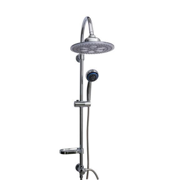 Zuhanyszett As420 - Króm (25/97/10cm) - Sanotechnik