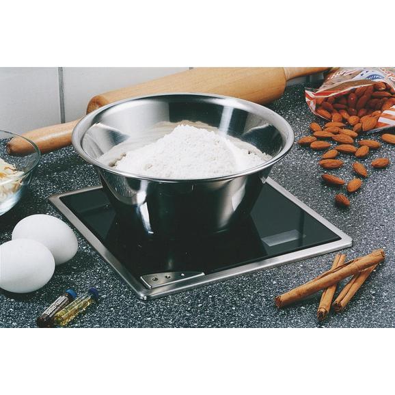 Kuhinjska Tehtnica 399900 - črna, Konvencionalno, kovina/steklo (21/3/21cm)