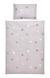 Kinderbettwäsche Scarlett ca. 100x135cm - Rosa/Grau, Textil - Mömax modern living