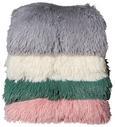 Kuscheldecke Fluffy Hellgrün 130x180 cm - Hellgrün, Textil (130/180cm) - Mömax modern living