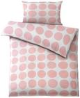 Posteljnina Dots -ext- - roza/bela, Moderno, tekstil (140/200cm) - Mömax modern living