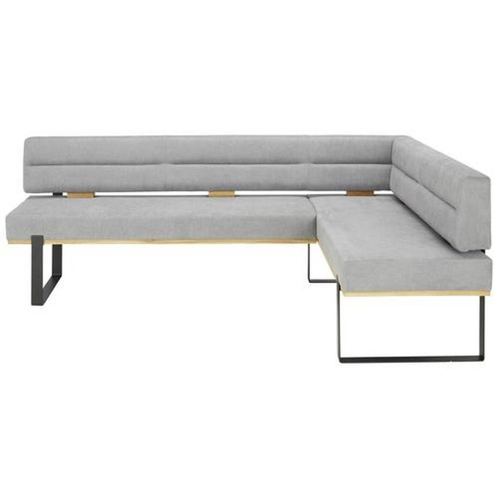 Eckbank in Grau | Küche und Esszimmer > Sitzbänke > Eckbänke | Zandiara