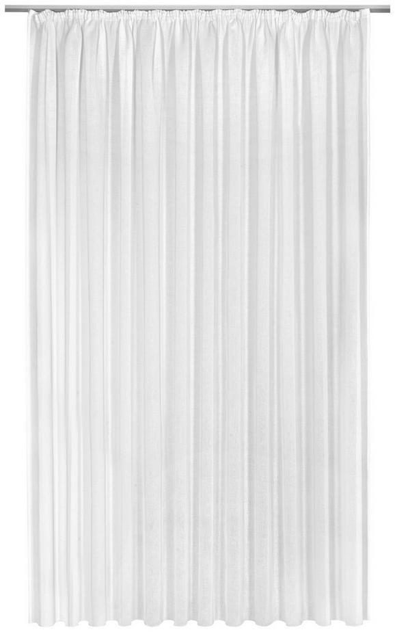 Fertigstore Tosca Weiß ca. 300x245cm - Weiß, Textil (300/245cm) - Mömax modern living