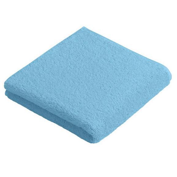 Törölköző Vossen New Generation - világos kék, textil (50/100cm)