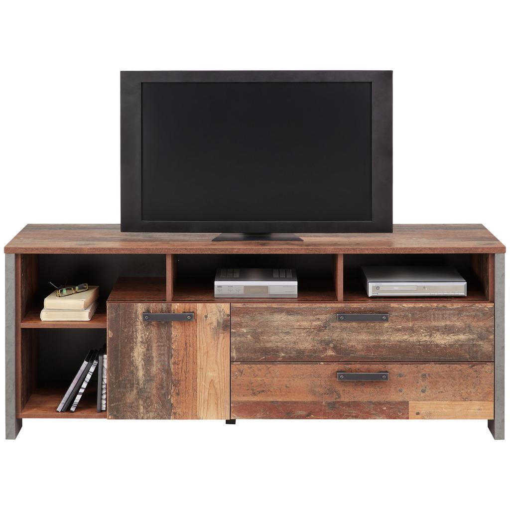 TV-Element in Braun